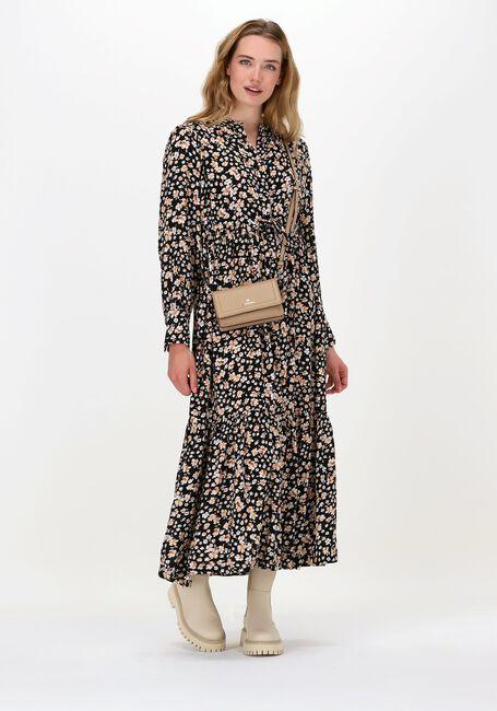 Multi Y.A.S. Maxi jurk YASEMALLA LS LONG SHIRT DRESS  - large