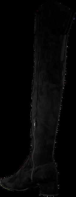 Zwarte UNISA Overknee laarzen LUKAS  - large