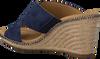 Blauwe GABOR Slippers 829 - small