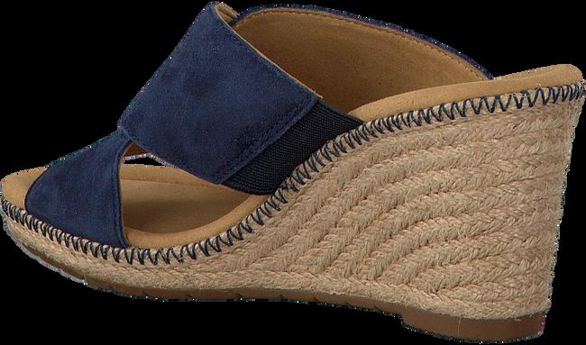 Blauwe GABOR Slippers 829 - large
