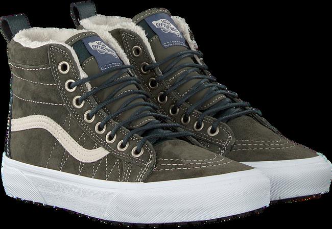 Groene VANS Sneakers SK8 HI MTE  - large