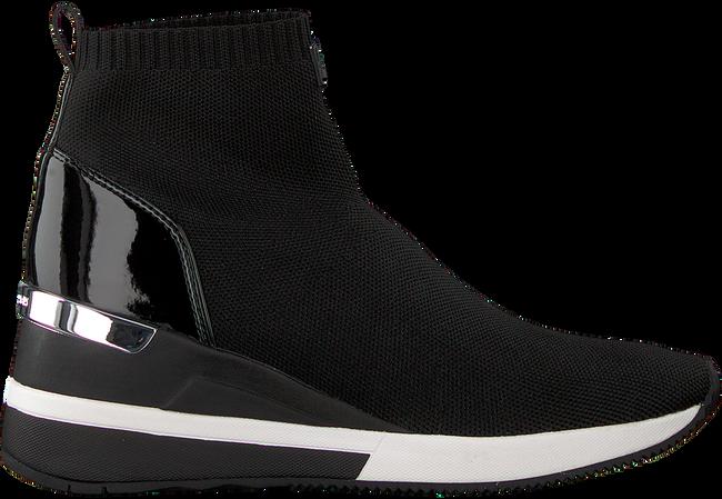 Zwarte MICHAEL KORS Hoge sneaker SKYLER BOOTIE  - large