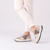 Gouden TORAL Sneakers TL-12637  - medium