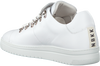 Witte NUBIKK Sneakers YEYE CALF MEN  - small