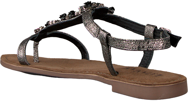 Zilveren LAZAMANI Sandalen 75.542  - large