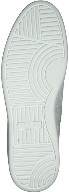 Witte REPLAY Sneakers WHAMES  - large