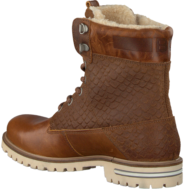 Cognac BJORN BORG Veterboots KENNAH HIGH  - large