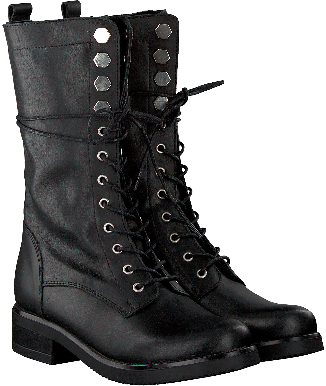 Boot Nikkie Armée Hexagone Noir gZebeu6