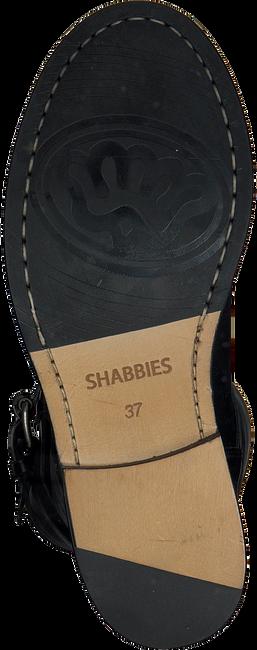 Zwarte SHABBIES Biker boots 181020088  - large