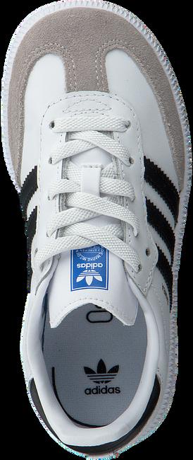 Witte ADIDAS Sneakers SAMBA OG EL I - large