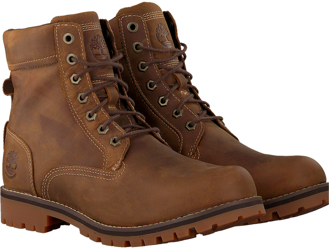 Bruine TIMBERLAND Veterboots RUGGED 6IN  - large