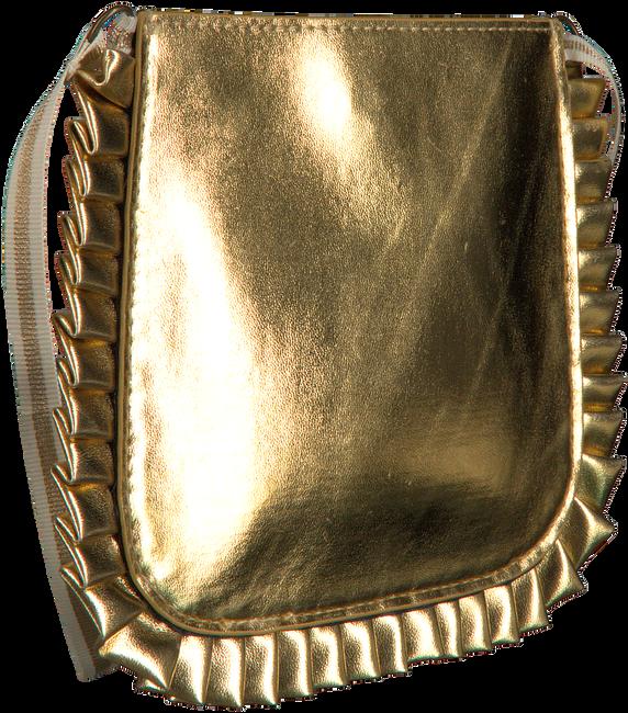 Gouden LE BIG Schoudertas RAFAELA BAG  - large
