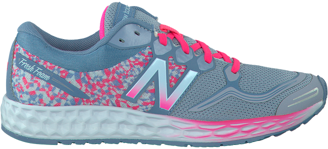 Paarse NEW BALANCE Sneakers K1980 KIDS  - large