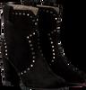 Zwarte TORAL Enkellaarsjes 10748  - small