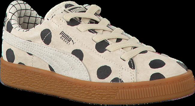 Beige PUMA Sneakers PUMA X TC BASKET NUBUCK  - large