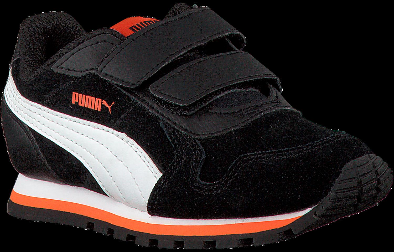 Zwarte PUMA Sneakers ST RUNNER SD V Omoda.nl