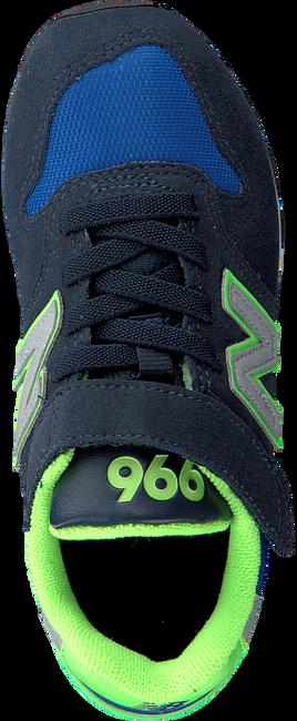 Blauwe NEW BALANCE Sneakers YV996 M  - large