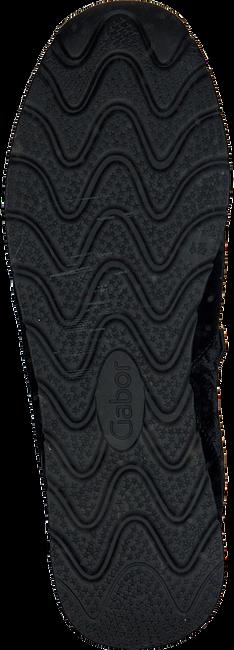 Zwarte GABOR Sneakers 369 - large