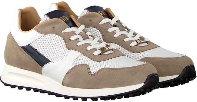 Taupe VERTON Sneakers 9337A  - large