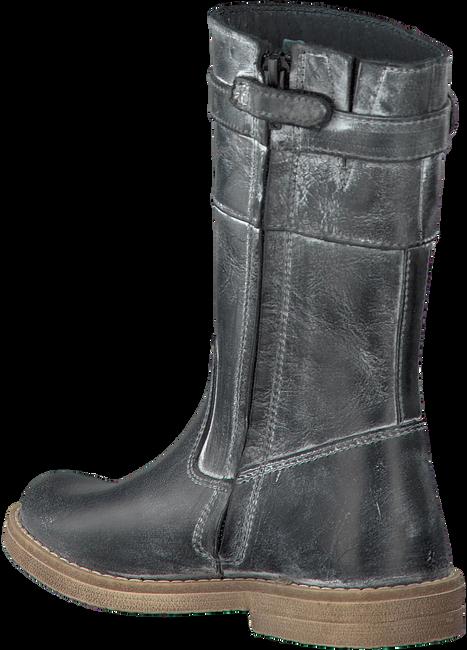 Zwarte OMODA Lange laarzen 1153  - large