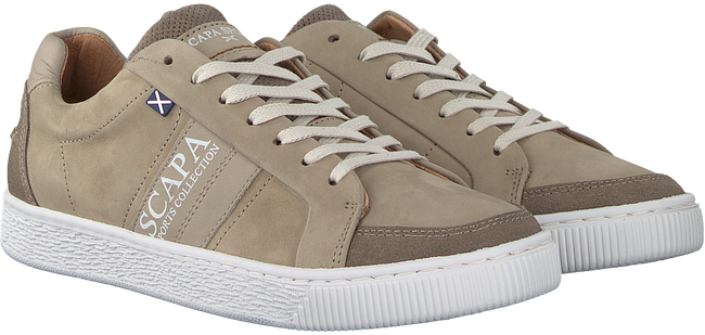 Taupe SCAPA Sneakers 10/4513CN  - large