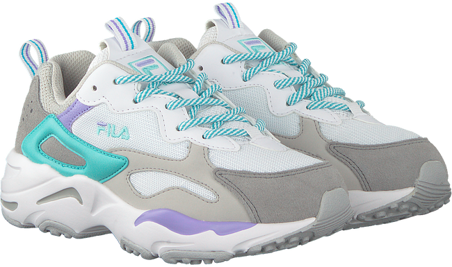 Witte FILA Sneakers RAY TRACER WMN  - large