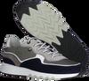 Grijze FLORIS VAN BOMMEL Lage sneakers 16392  - small