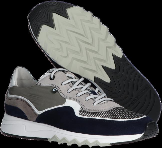 Grijze FLORIS VAN BOMMEL Lage sneakers 16392  - large
