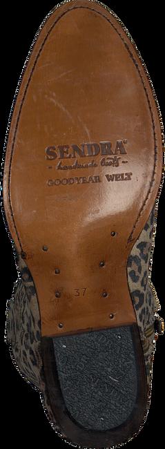 Beige SENDRA Cowboylaarzen 11578  - large