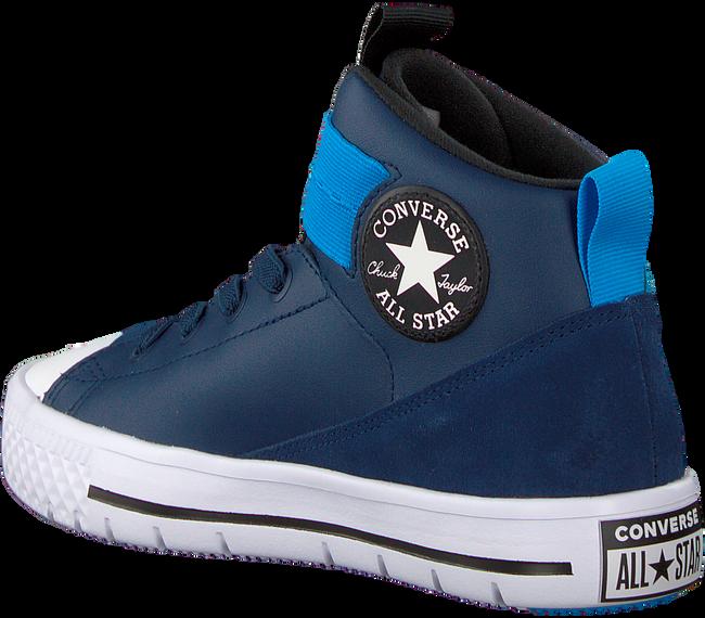 Blauwe CONVERSE Sneakers CHUCK TAYLOR HIGH STREET KIDS - large