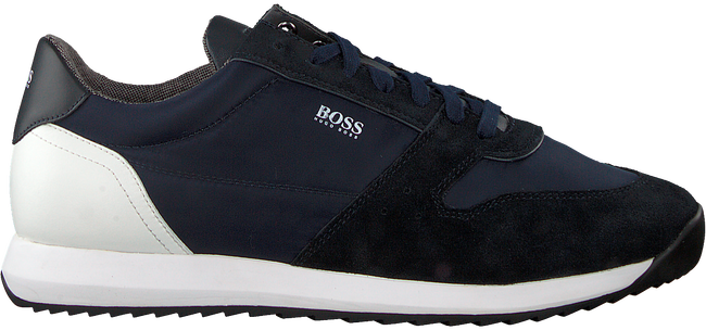 Blauwe BOSS Sneakers SONIC RUNN  - large