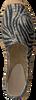 Zwarte MALUO Espadrilles 1100MA-PARMA  - small