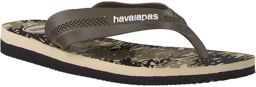 Groene HAVAIANAS Slippers KIDS MAX TREND  - larger