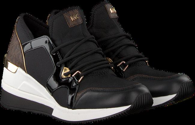 Zwarte MICHAEL KORS Sneakers LIV TRAINER - large