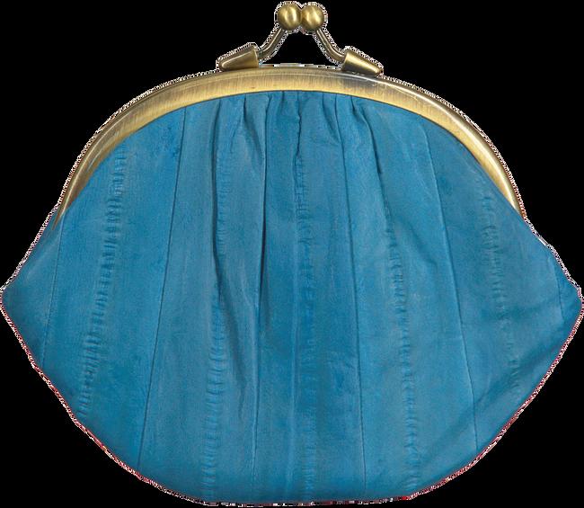 Blauwe BECKSONDERGAARD Portemonnee GRANNY RAINBOW - large