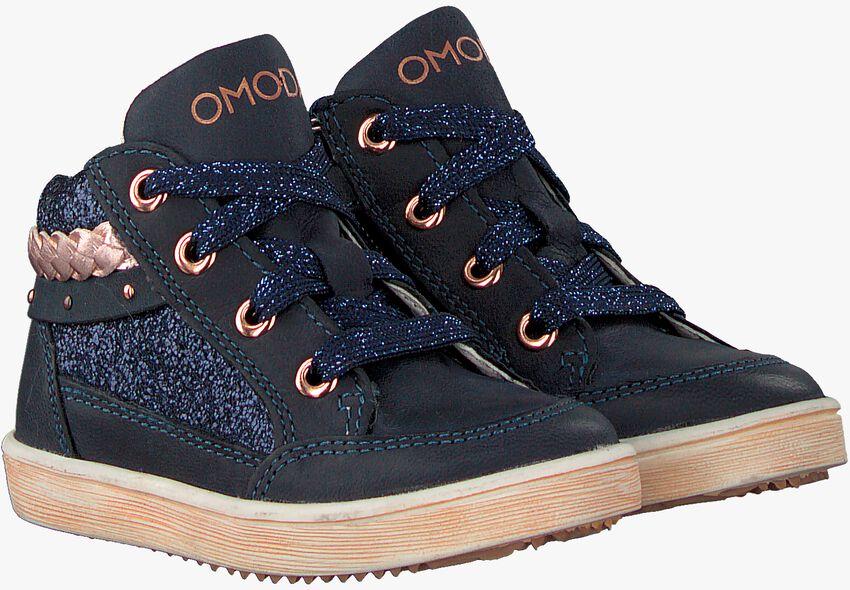 Blauwe OMODA Sneakers OM119501  - larger