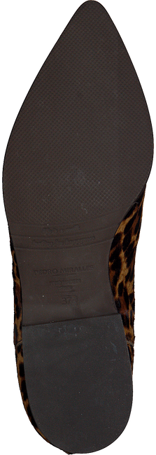 Camel PEDRO MIRALLES Chelsea boots 24283 - large