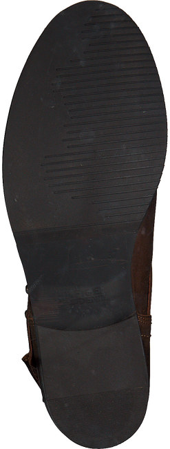 Cognac TOMMY HILFIGER Enkellaarsjes A1385VIVE 21A  - large