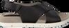 Zwarte UNISA Sandalen CESTA - small
