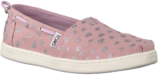 Paarse TOMS Instappers BIMINI  - large