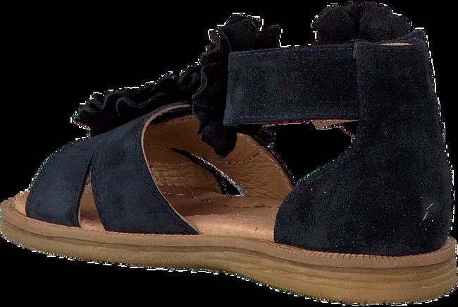 Blauwe CLIC! Sandalen 7718 - large