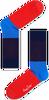 Blauwe HAPPY SOCKS Sokken RB01 - small