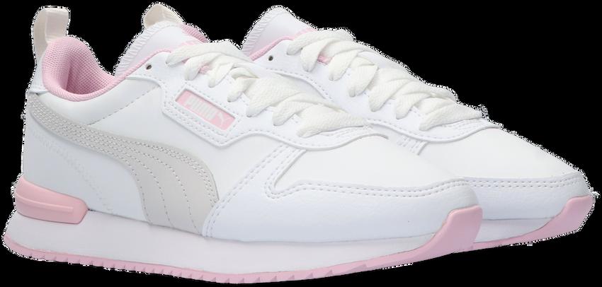 Witte PUMA Lage sneakers R78 SL JR - larger