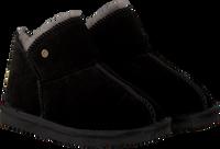 Zwarte WARMBAT Pantoffels WILLOW - medium