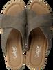 Groene GABOR Slippers 829 - small