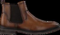 Cognac MAZZELTOV Chelsea boots MBURGO603.01OMO1  - medium