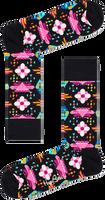 Multi HAPPY SOCKS Sokken TEMPLE BLOSSOM  - medium