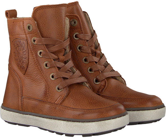 Cognac GIGA Sneakers 9901 - large