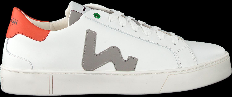 Witte WOMSH Lage sneakers SNIK