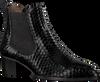 Zwarte PERTINI Chelsea boots 182W12032C6 - small